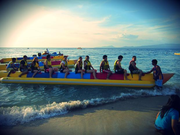 banana boat ride babey